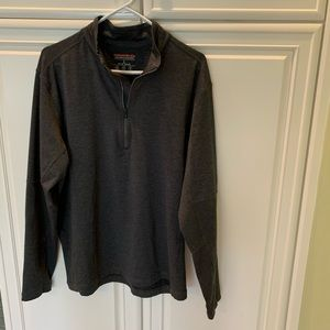 Hawke & Co Men's Gray Pullover L Pre Owned
